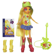 "Кукла My Little Pony ""Эквестрия Герлз с аксессуарами"" Apple Jack, фото 1"
