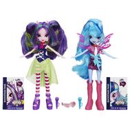 "Кукла My Little Pony ""Эквестрия Герлз Rainbow Rocks"" Sonata Dusk, Aria Blaze, фото 1"