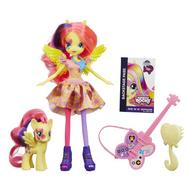 "Кукла My Little Pony ""Эквестрия Герлз Rainbow Rocks"" Fluttershy, фото 1"