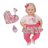 Кукла нарядная с мимикой 46 см Baby Annabell (Беби Анабель) (793-510), фото 1