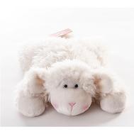 Игрушка мягкая Овечка лежачая, 35 см, фото 1