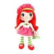 Шарлотта Земляничка Кукла мягконабивная, 33 см, фото 1