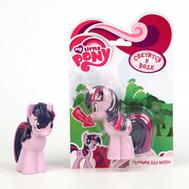 My Little Pony. Набор из пластизоля Пони Сумеречная искорка, со светом, в блистере HASBRO, фото 1