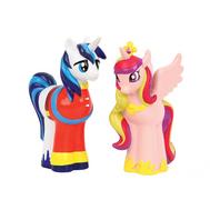 My Little Pony. Набор из пластизоля Пони Принц и Принцесса Cadance, 2шт в пакете HASBRO, фото 1