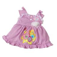 Платье для куклы Baby Born (Сиреневое), фото 1