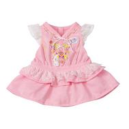 Платье для куклы Baby Born (Розовое), фото 1
