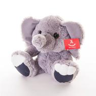 AURORA Игрушка мягкая Слон 25 см., фото 1