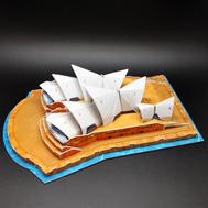 Игрушка  Сиднейский Оперный Театр (Австралия) (C067h), фото 1