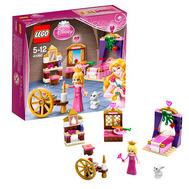 Принцессы Спальня Спящей красавицы Лего 41060, фото 1