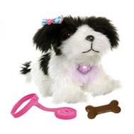 Pucci Pups. Щенок Ши-тцу в наборе с аксессуарами (бант, кость, поводок с ошейником), фото 1