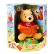 Медвежонок Винни Пух интерактивный ( 8 песен и 8 историй), с батарейками, в коробке ТМ Disney, фото 1