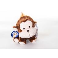 AURORA Игрушка мягкая Обезьянка Wobbly Bobblee 18 см, фото 1