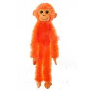 AURORA Игрушка мягкая Шимпанзе оранжевый 50 см, фото 1