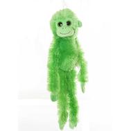 AURORA Игрушка мягкая Шимпанзе зелёный 50 см, фото 1
