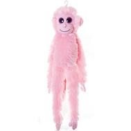 AURORA Игрушка мягкая Шимпанзе розовый 50 см, фото 1