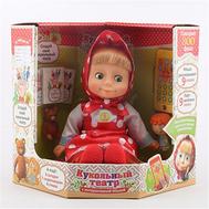 Маша и Медведь. Маша-Сказочница интерактивная, с пультом, с кукольным театром, с игрушками, с батаре, фото 1
