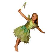 """Премиум-костюм """"Динь-Динь"""" с крылышками и волш. Палочкой 3-4 года, фото 1"""