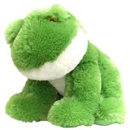 AURORA Игрушка мягкая Лягушка 25 см., фото 1