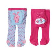 "Одежда для куклы Бэби Бон ""Колготки"" 2 пары (заяц), фото 1"
