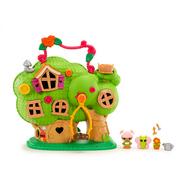 Игровой набор Mini Lalaloopsy Домик на дереве, фото 1
