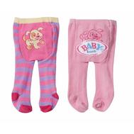 """Одежда для куклы Бэби Бон """"Колготки"""" 2 пары (собака), фото 1"""