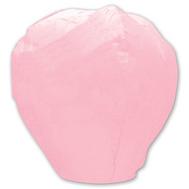 Фонарик летающий Овал розовый, фото 1