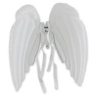 Крылья надувные Ангел белые, фото 1