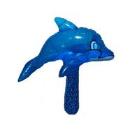 Игрушка надувная Молоток Дельфин 50см, фото 1