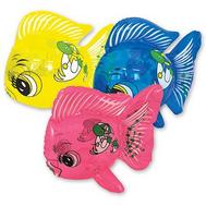 Игрушка надувная Рыбка 30см, фото 1