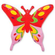 Игрушка надувная Бабочка 58см, фото 1