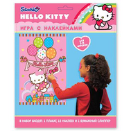Игра с наклейками Hello Kitty/A, фото 1