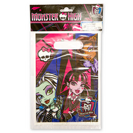 Пакет п/э Monster High 8шт/A, фото 1