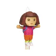 Пиньята Даша-путешественница с лентами, фото 1