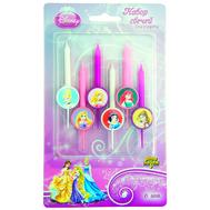 Свечи д/торта Disney Принцессы 6шт/A, фото 1