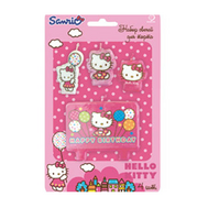 Свечи д/торта HB Hello Kitty 4шт/А, фото 1
