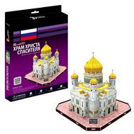 Игрушка Храм Христа Спасителя (Россия) (C205h), фото 1