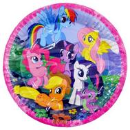 Тарелка My Little Pony 23см 8шт/A, фото 1