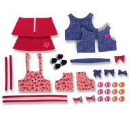 Игрушка Sew Cool Набор для шитья кукольной одежды, фото 1