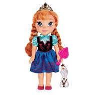 Kукла Холодное Сердце Принцессы Дисней Малышка 35 см, Анна, фото 1