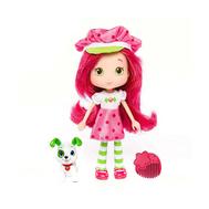 Игрушка Шарлотта Земляничка Кукла Земляничка с питомцем, 15 см, кор. (12231), фото 1