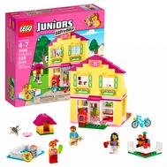 Джуниорс Семейный домик Лего 10686, фото 1