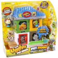 Игрушка Ugglys Pet Shop-игровой набор Зоомагазин (2 домика+фигурка) (19414), фото 1