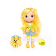 Игрушка Шарлотта Земляничка Кукла Лимона с питомцем, 15 см, кор. (12232), фото 1