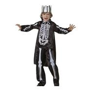 Костюм карнавальный Кащей Бессмертный (текстиль) размер 30 (детский), фото 1