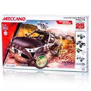 Игрушка Meccano Раллийная машина с мотором (25 моделей) (91776), фото 1