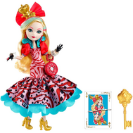 Кукла Ever After High Эппл Уайт - Дорога в Страну Чудес, фото 1