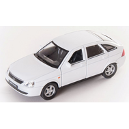 Игрушка модель машины  1:34-39 LADA PRIORA (43645), фото 1