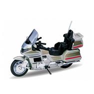 Игрушка модель мотоцикла 1:18 Honda Gold Wing (12148P), фото 1