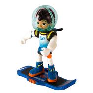 Игрушка фигурка MILES Майлз с бластбордом, 7 см (86102), фото 1