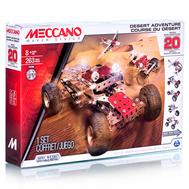 Игрушка Meccano Набор приключения в пустыне (20 моделей) (91775), фото 1